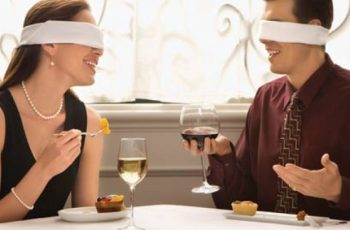 What makes the blind date so exciting?